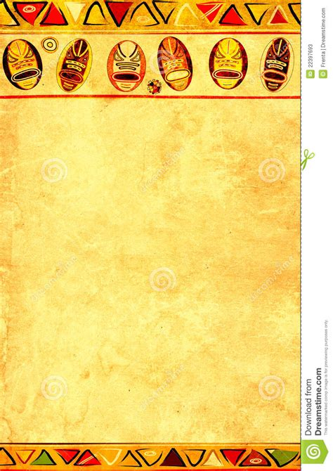 africa vector traditional background pattern african traditional patterns stock illustration