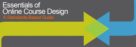 Home Design Online Course by Essentials Of Online Course Design