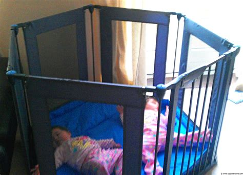 play pens lindam safe and secure fabric playpen review