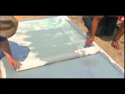 waterproof  plywood roof deck youtube