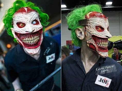 imagenes de joker new 52 cosplay new 52 joker techartgeek