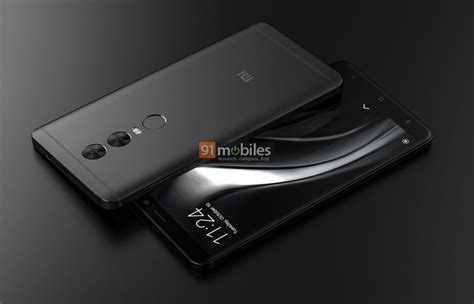 Handphone Xiaomi Redmi Note 5 check out our exclusive xiaomi redmi note 5 renders based
