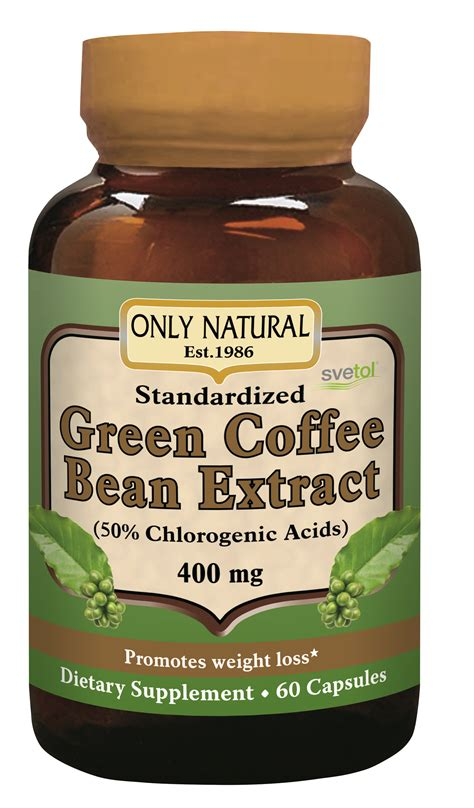 Green Coffee green coffee bean extract with svetol default