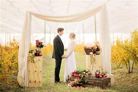 Cake Decorations At Home pomegranate farm wedding inspiration fall wedding ideas
