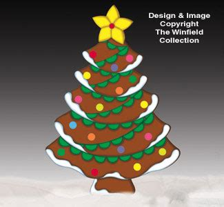 gingerbread christmas tree pattern gingerbread giant gingerbread tree wood pattern