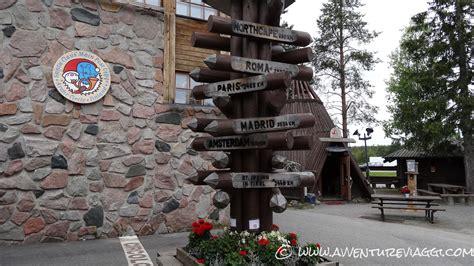 casa di babbo natale finlandia capo nord giorno 6 the renna day