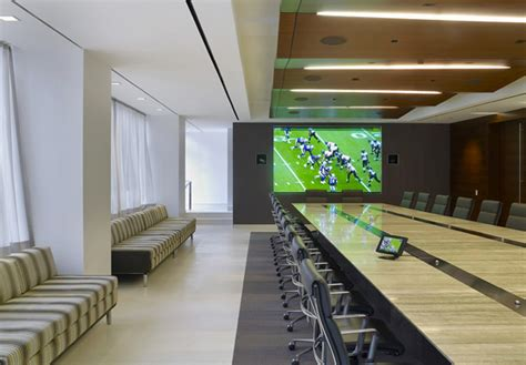 Nfl Offices by Inside The New Nfl Headquarters Thee