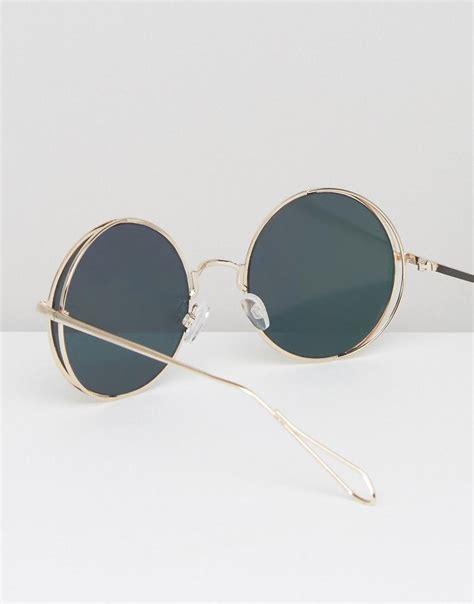 Wedges Sendal Marni Mirror Quality aldo bruyssel mirror lens sunglasses in pink