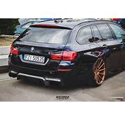 Stanced BMW 530d Touring F11 &187 CarTuning  Best Car Tuning