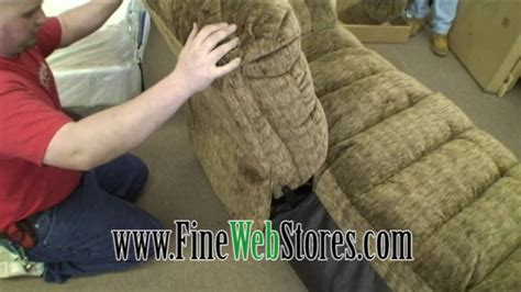 How To Remove Back Of Recliner Sofa Resnooze Com