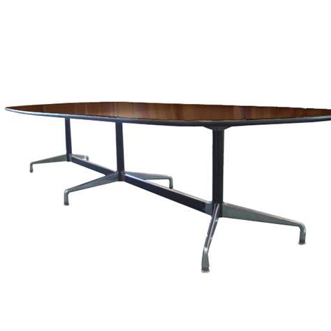 Herman Miller Eames Conference Table 12ft Herman Miller Eames Conference Table Oak Ebay