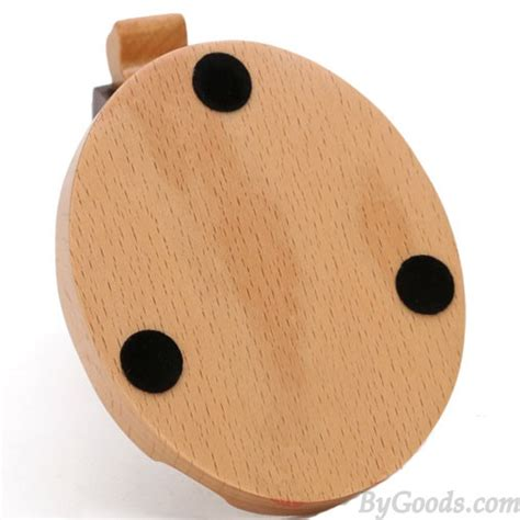 the cutest and most practical mobile home adorable home practical gift cute wood horse mobile phone holder