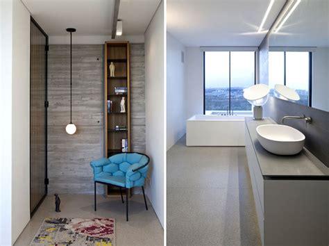 wonderful Bathroom Wall Art Ideas Decor #1: rooftop-apartment-bathroom-decor.jpg