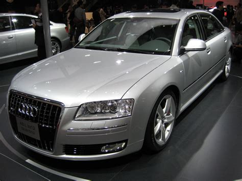 Audi A8 2007 by Restr 2007 Audi A8 L Jpg