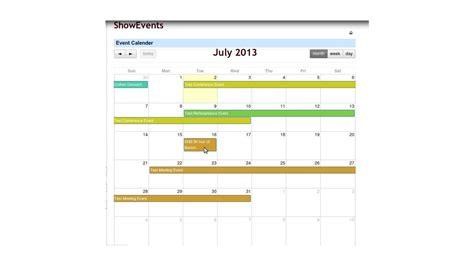 Calendar Calendar Extension Event Calendar Extension Civicrm