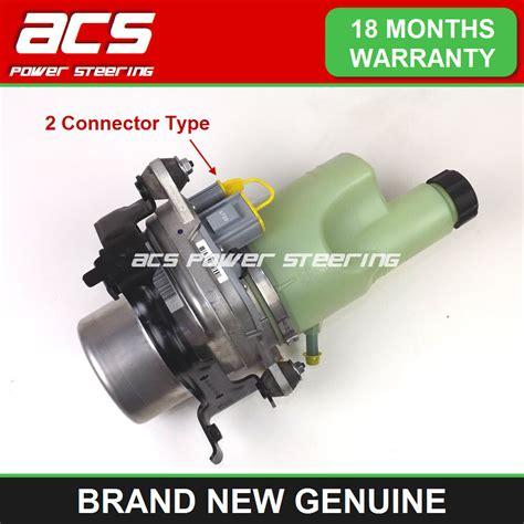 brand new genuine volvo v50 electric power steering pump 2004 to 2014 ebay