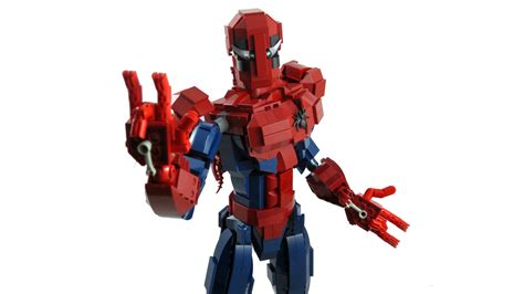 Cars Figure Isi 4 Original lego spider figure is pretty bloody awesome gizmodo australia