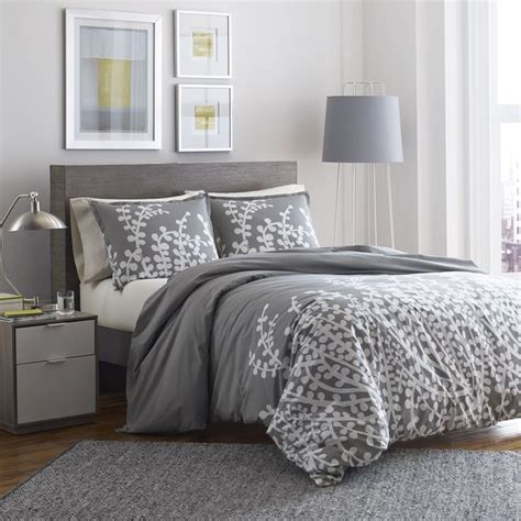grey ruffle comforter set 25 best ideas about grey comforter sets on pinterest