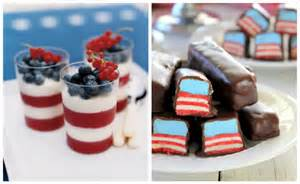 red white blue desserts 4th of july ideas the tomkat studio blog