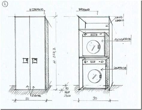 armadio lavanderia oltre 25 fantastiche idee su asciugatrice su