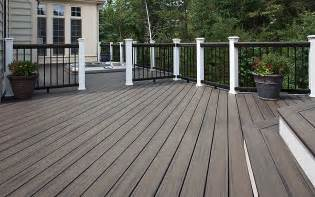 composite patio trex decks creek ventures llc
