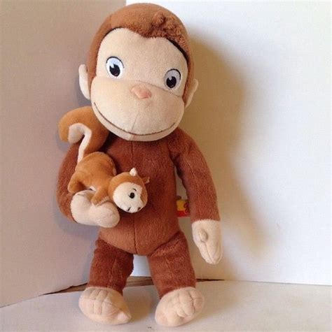 25 best ideas about curious george stuffed animal on