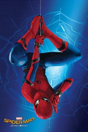 Cheapest Wall Murals hang spider man homecoming poster buy online
