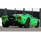 2010 Ford GT GeigerCars HP790  Specifications Photo