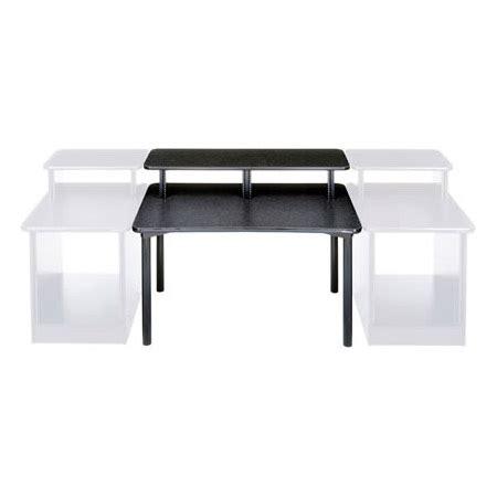 Multi Desk by 48 Inch Multi Desk With Configurable Overbridge