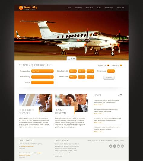 drupal themes engines private airline drupal template 38401