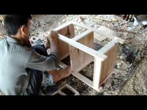 cara membuat jemuran dari almunium membuat rak dispenser atau rice cooker sederhana dari kayu