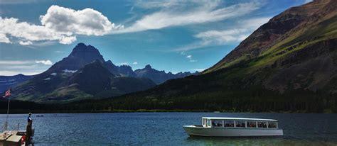 glacier boat tours glacier national park boat tours