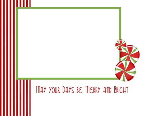 free printable christmas card templates fun for christmas
