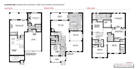 finish floor plan fanny lee real estate own homes grow wealth pass it on