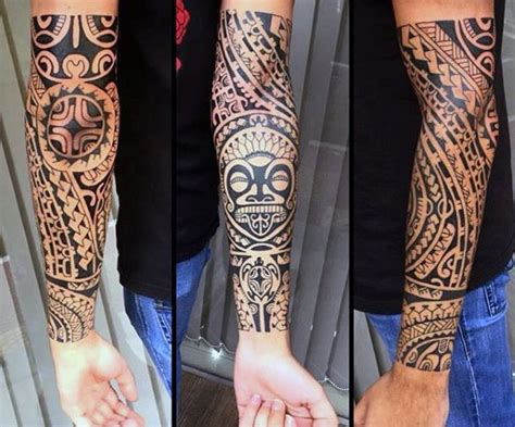 tattoo tribal vol 64 60 tribal forearm tattoos for men manly ink design ideas