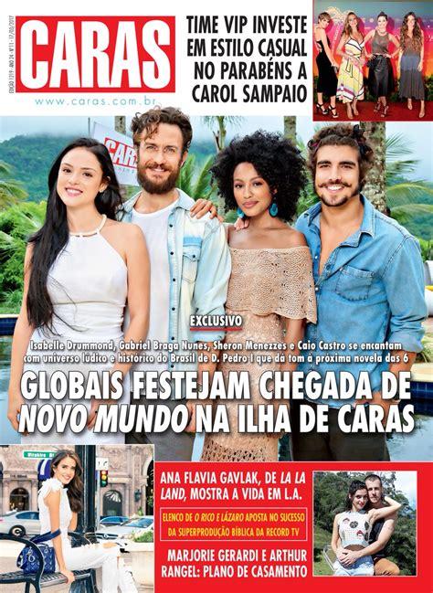 revista caras caras twitter caras brasil on twitter quot na revista caras desta semana