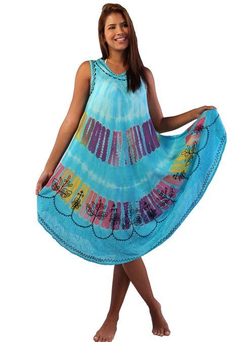 Dress Batik Meliwis 3 ingear tie dye umbrella dress batik dress