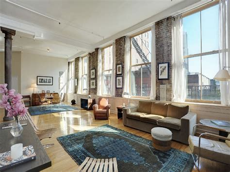 manhattan pre war apartment eclectic bedroom new york by hirshson architecture design a dramatic pre war loft space in soho