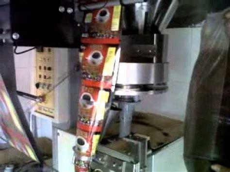 Mesin Kopi Bubuk Mesin Pengemas Bubuk Kopi Dan Minuman Winapack