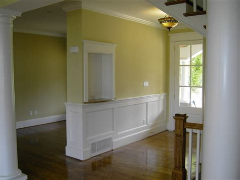 wainscoting foyer foyer with wainscoting custom homes