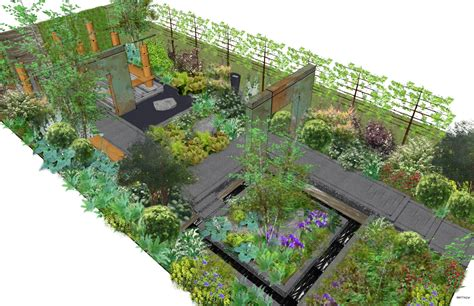 Garden Design Show To Chelsea Flower Show 2014 With A Garden For Brewin