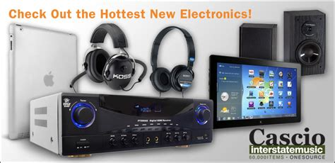 hot  consumer electronics products introduced