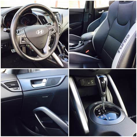hyundai veloster turbo interior 2016 hyundai veloster turbo review five years the