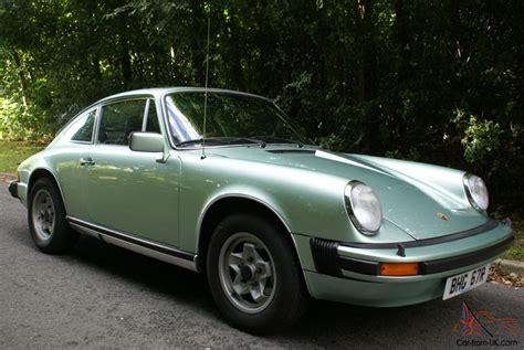 Porsche K W by Porsche 911 2 7 Coup 233 G Serie 8 1975 7 1977