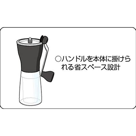 Hario Ceramic Slim Grinder Mss 1b hario mss 1b 1 coffee mini mill slim grinder at shop ireland