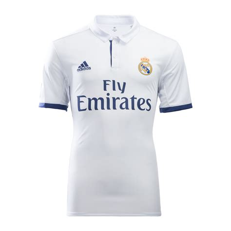 Jersey Home Real Madrid 2016 real madrid home jersey 2016 17 90 direct