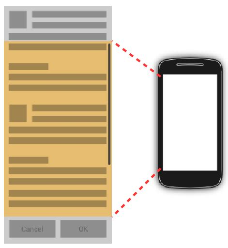 scrollable layout in html web page and android apps developing site are you