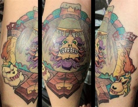 majora s mask tattoo majora s mask igos du ikana by chrisaixa on