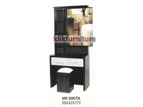 Meja Rias Warna harga meja rias kayu warna hitam cms distributor