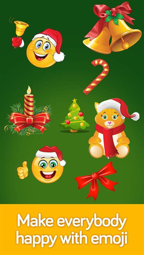 emoji christmas wallpaper app shopper emoji for christmas 2016 pro animated